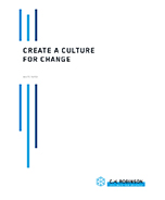 Create a Culture for Change
