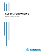 Global Forwarding: Biggest, Fastest Savings