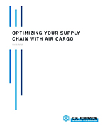 Optimizing Your Supply Chain with Air Cargo