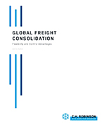 Global Freight Consolidation: Flexibility and Control Advantages