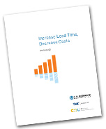 Increase Lead Time, Decrease Costs