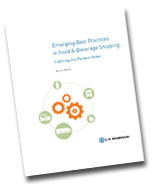 Emerging Best Practices in Food & Beverage Shipping: Fulfilling the Perfect Order