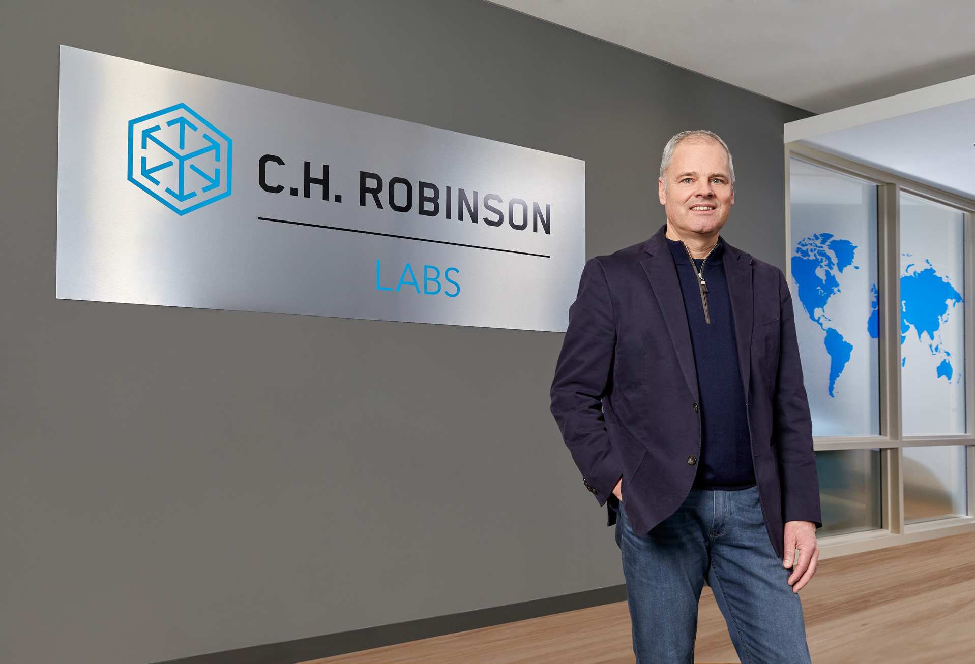Image of Robinson Labs with Tim Gagnon