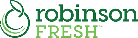 Robinson Fresh logo with text