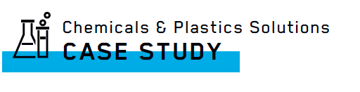 chemicals and plastics solutions case study