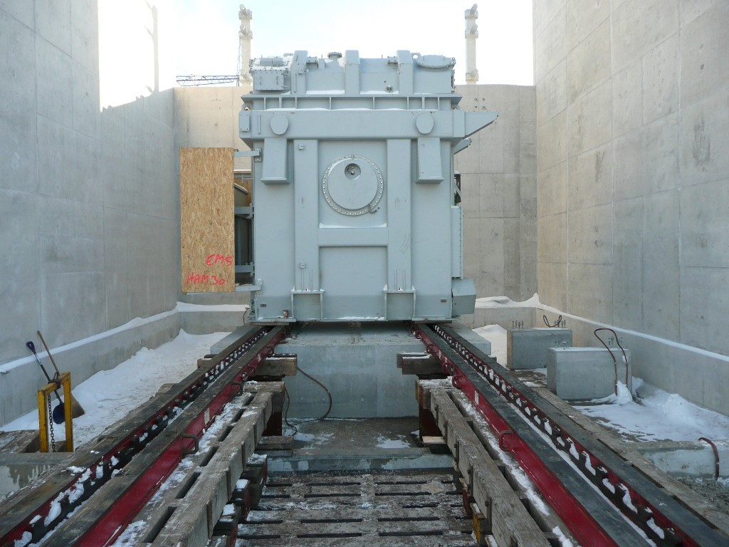 Austrian Power Transformer