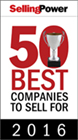 Top 50 companies to sell for 2016