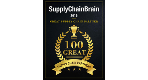 Supply Chain Brain - Great Supply Chain Partner