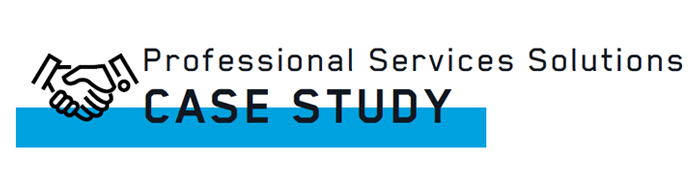 Professional Services Solutions Case Study