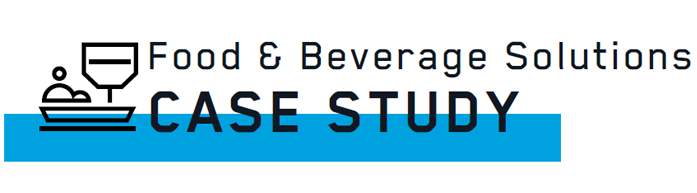 Food & Beverage Solutions Case Study